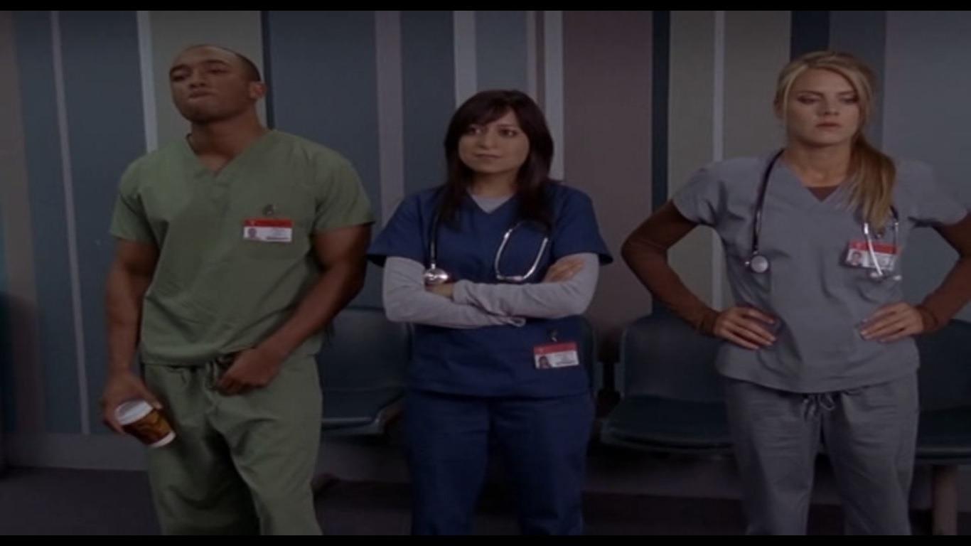 Scrubs — s08e12 — Their Story II