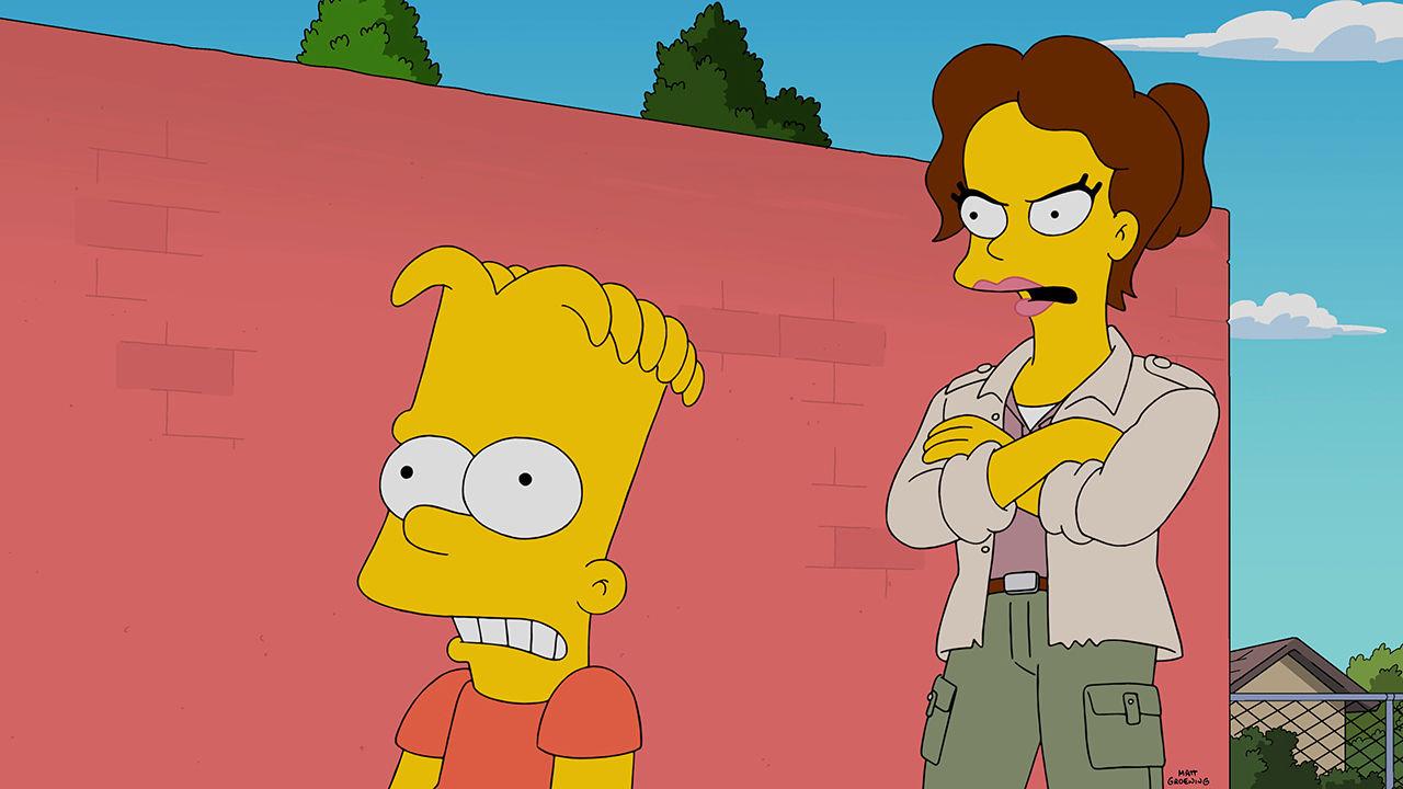 The Simpsons — s27e11 — Teenage Mutant Milk-caused Hurdles