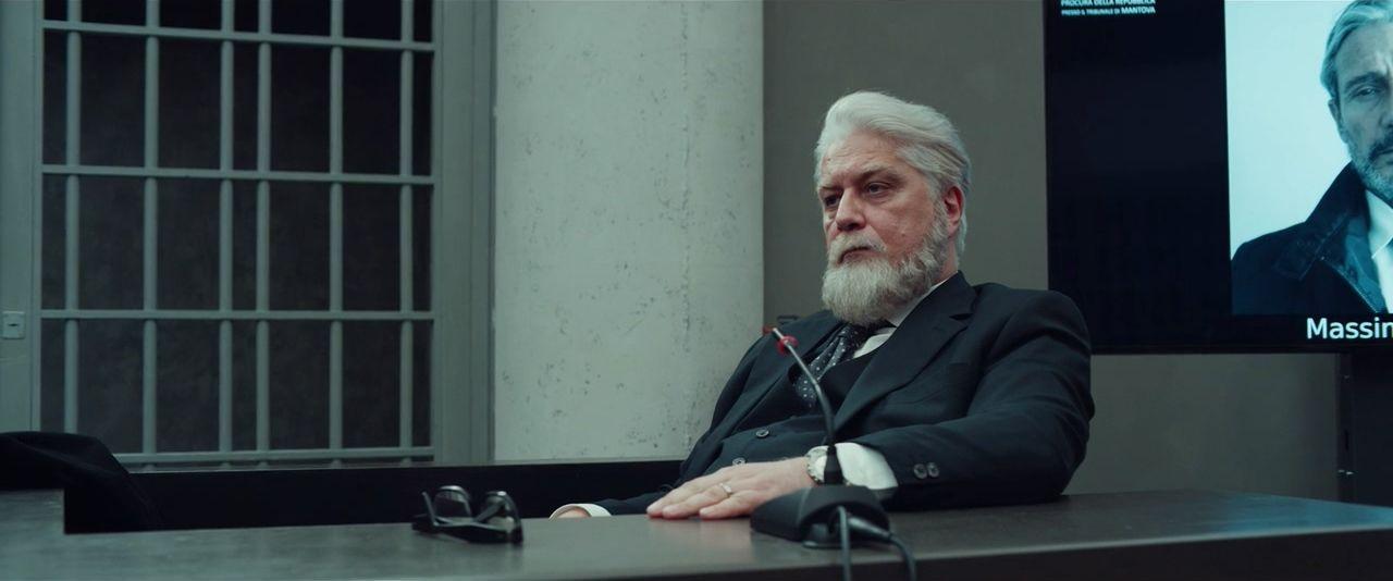 Судебный процесс — s01e04 — Episodio 4