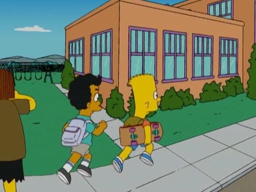 The Simpsons — s20e07 — Mypods and Boomsticks