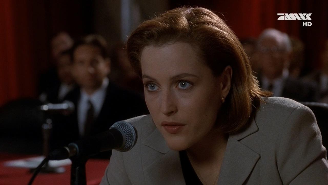 The X-Files — s04e09 — Terma
