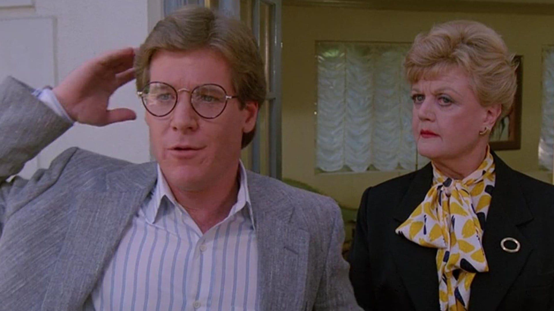 Murder, She Wrote — s02e19 — Christopher Bundy -- Died on Sunday