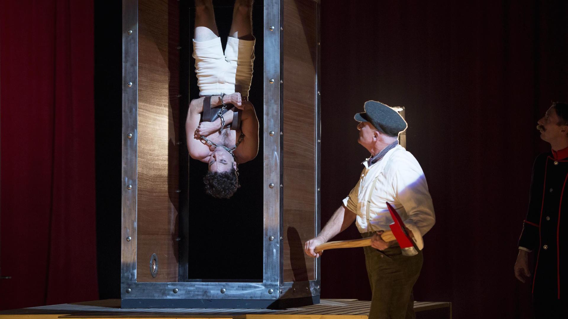 Houdini & Doyle — s01e01 — The Maggie's Redress