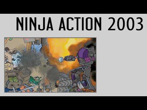 Animaction decks  — s03e07 — Ниндзя в деле: Версия 2003 года