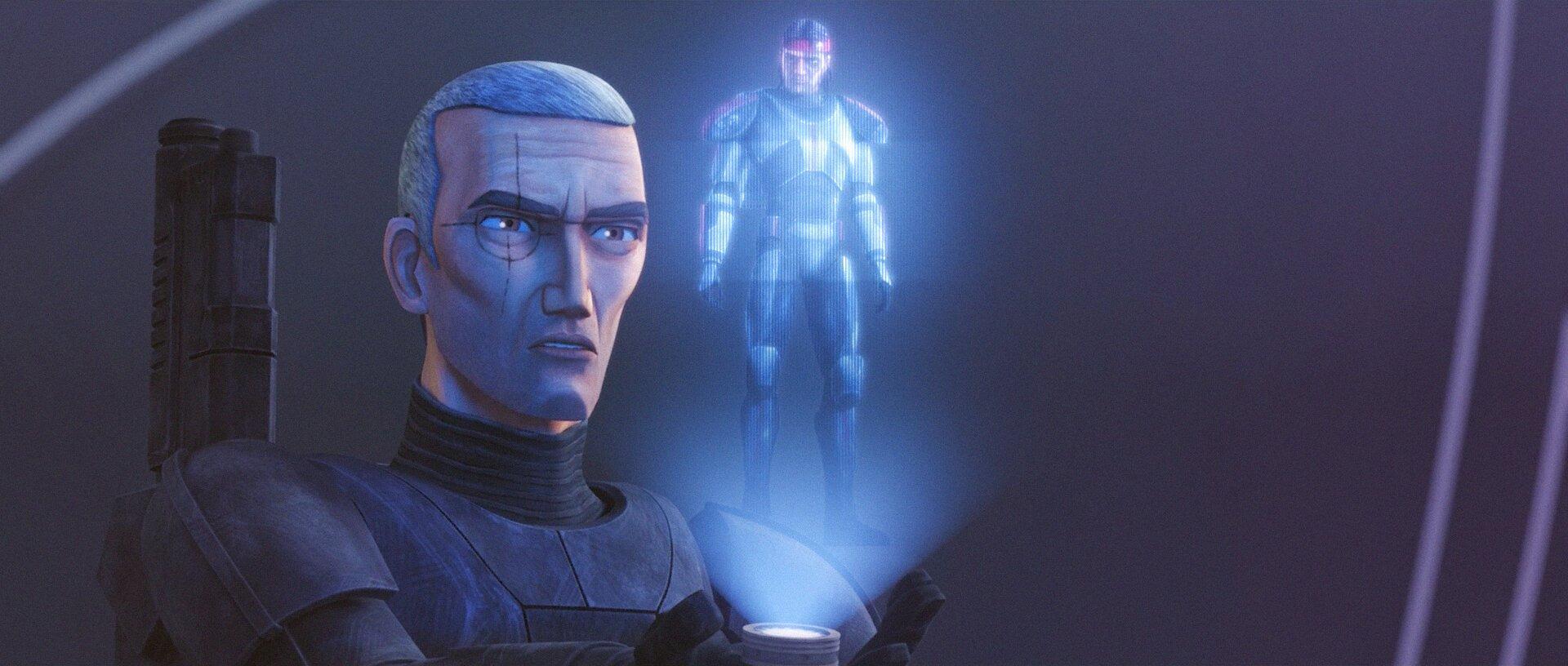 Star Wars: The Bad Batch — s01e08 — Reunion