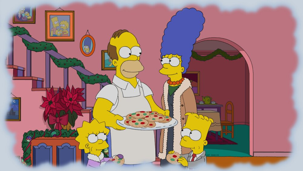 The Simpsons — s32e16 — Manger Things