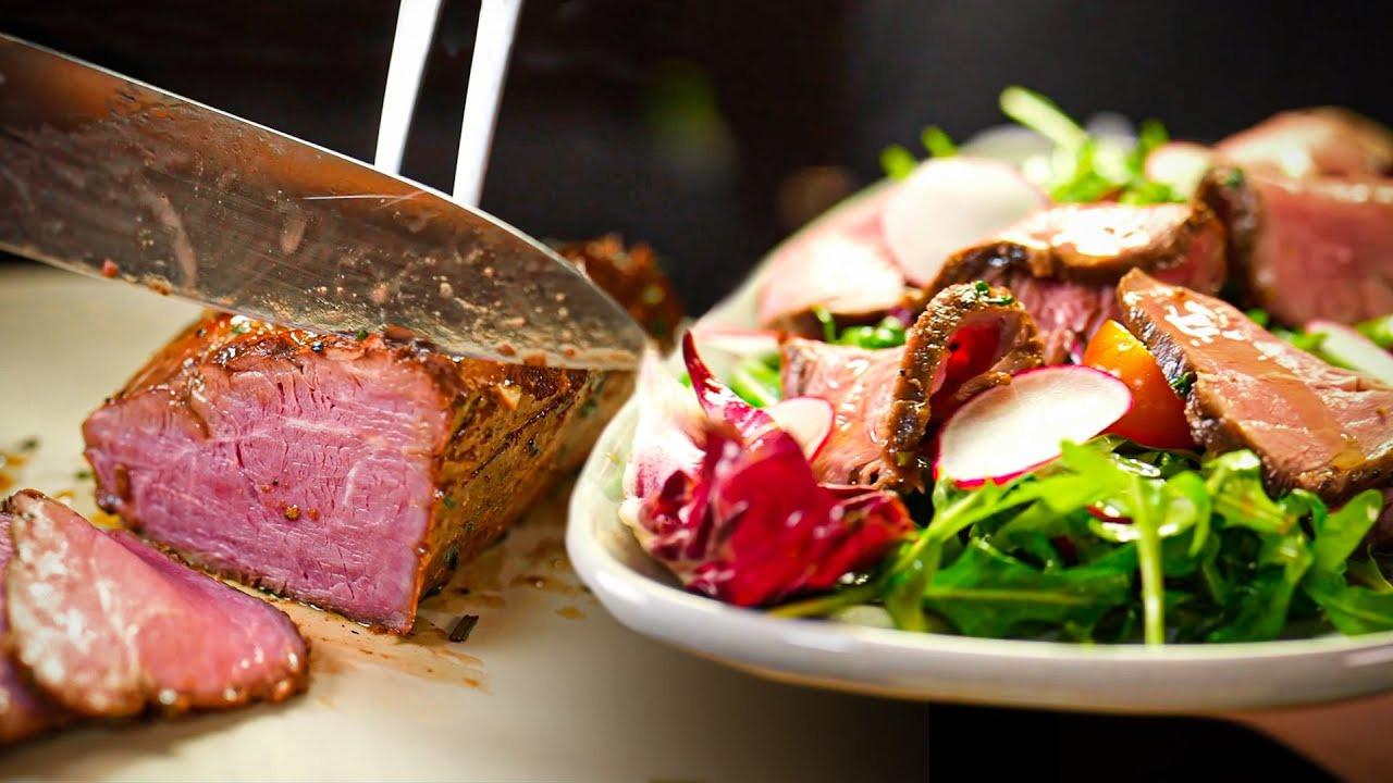 Oblomoff — s12e02 — Это ЛУЧШИЙ салат смясом! Золотой Пантеон рецептов!