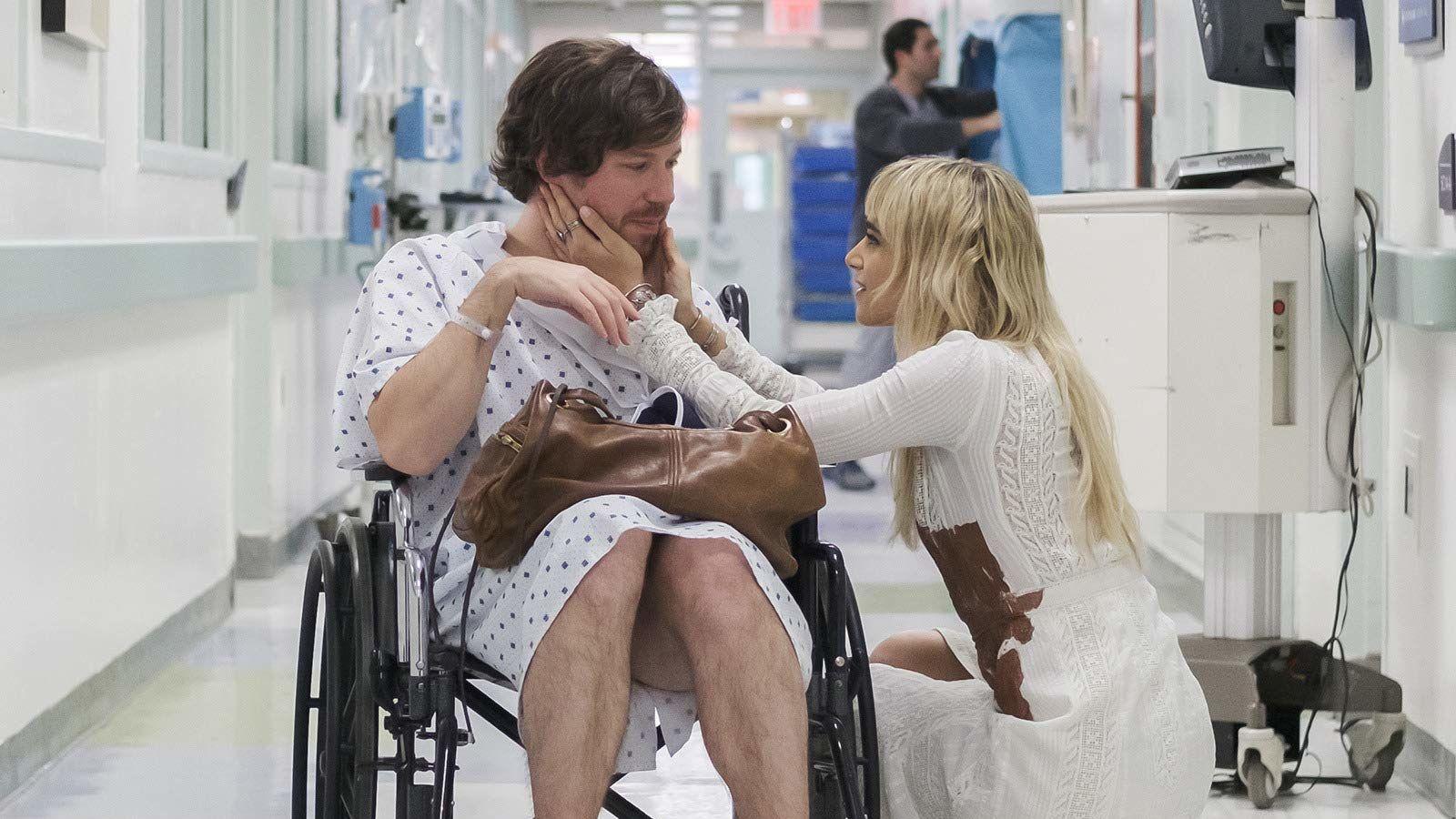 Современная любовь — s01e05 — At the Hospital, an Interlude of Clarity