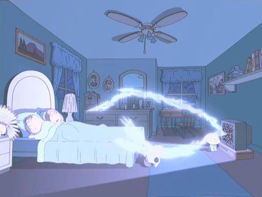 Family Guy — s04e26 — Petergeist