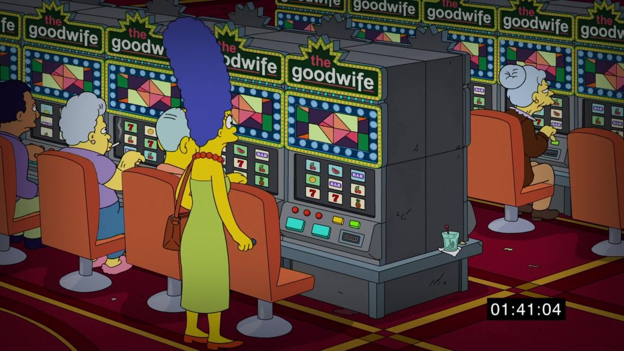 The Simpsons — s30e22 — Woo-Hoo Dunnit