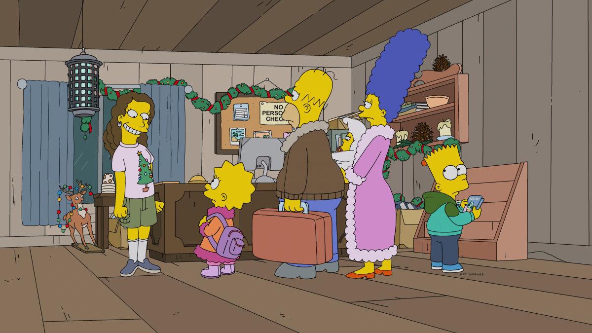 The Simpsons — s30e10 — 'Tis the 30th Season