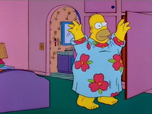 The Simpsons — s07e07 — King-Size Homer