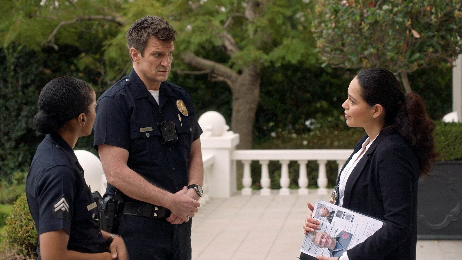 The Rookie — s03e08 — Bad Blood