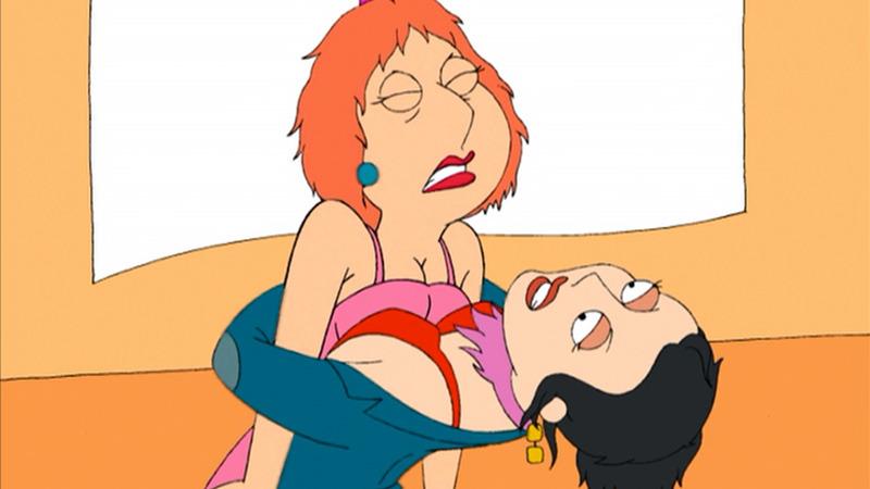 Family Guy — s02e08 — I Am Peter, Hear Me Roar