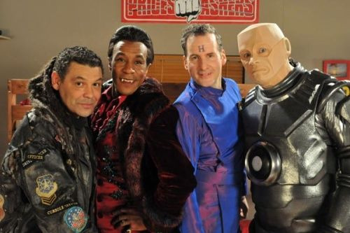 Red Dwarf — s09e02 — Back to Earth, Part 2