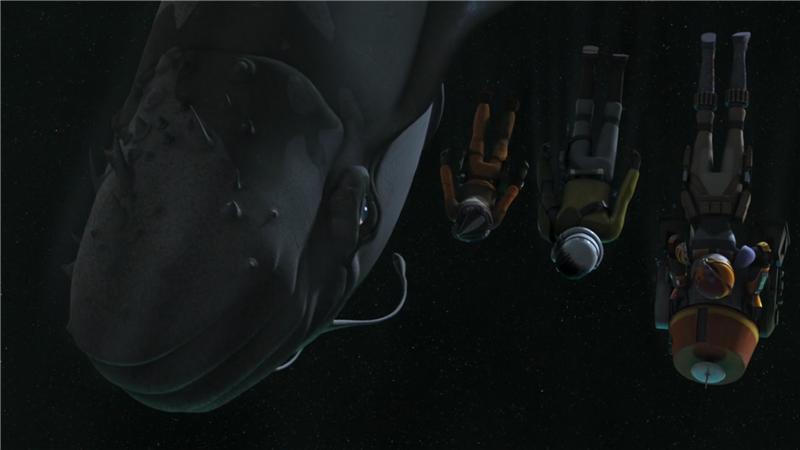 Star Wars Rebels — s02e15 — The Call