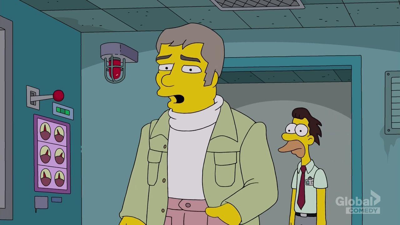 Симпсоны — s29e12 — Homer is Where the Art Isn't