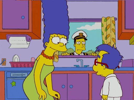 The Simpsons — s19e06 — Little Orphan Millie