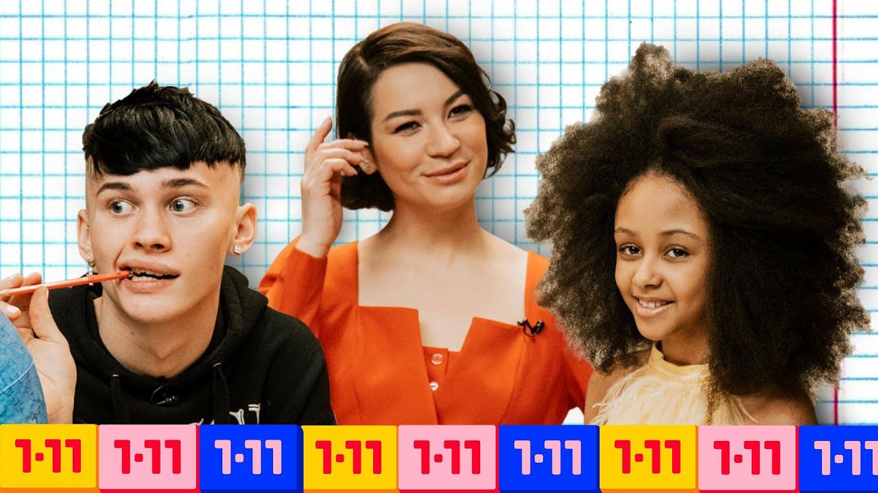 Шоу Иды Галич 1-11 — s02 special-0 — Спецвыпуск к8марта. Кто умнее— Даня Милохин или школьницы?