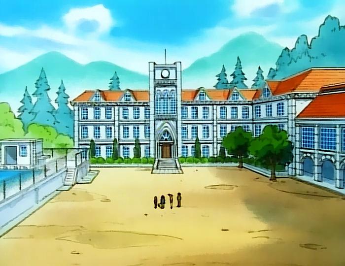 Покемон — s01e09 — The School of Hard Knocks