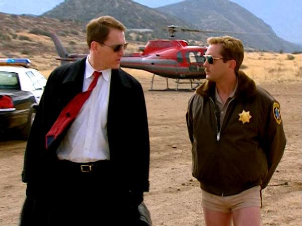 Рино 911 — s02e09 — More FBI Help