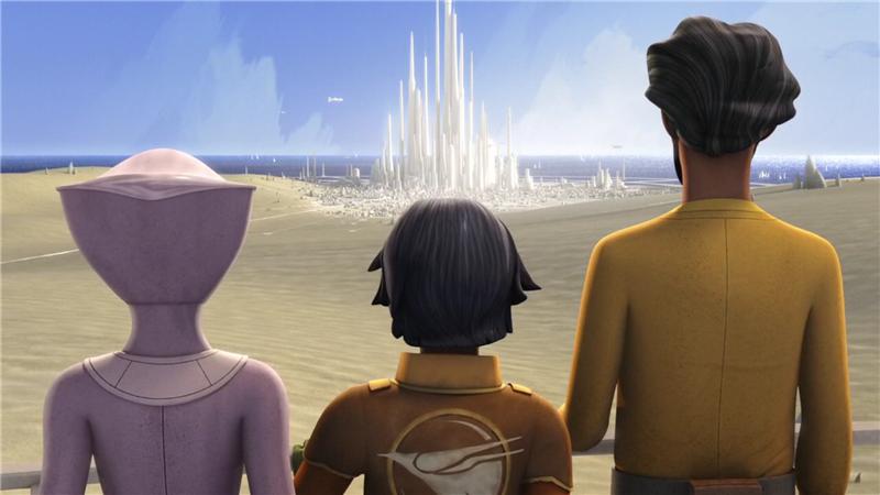 Star Wars Rebels — s02e11 — Legacy
