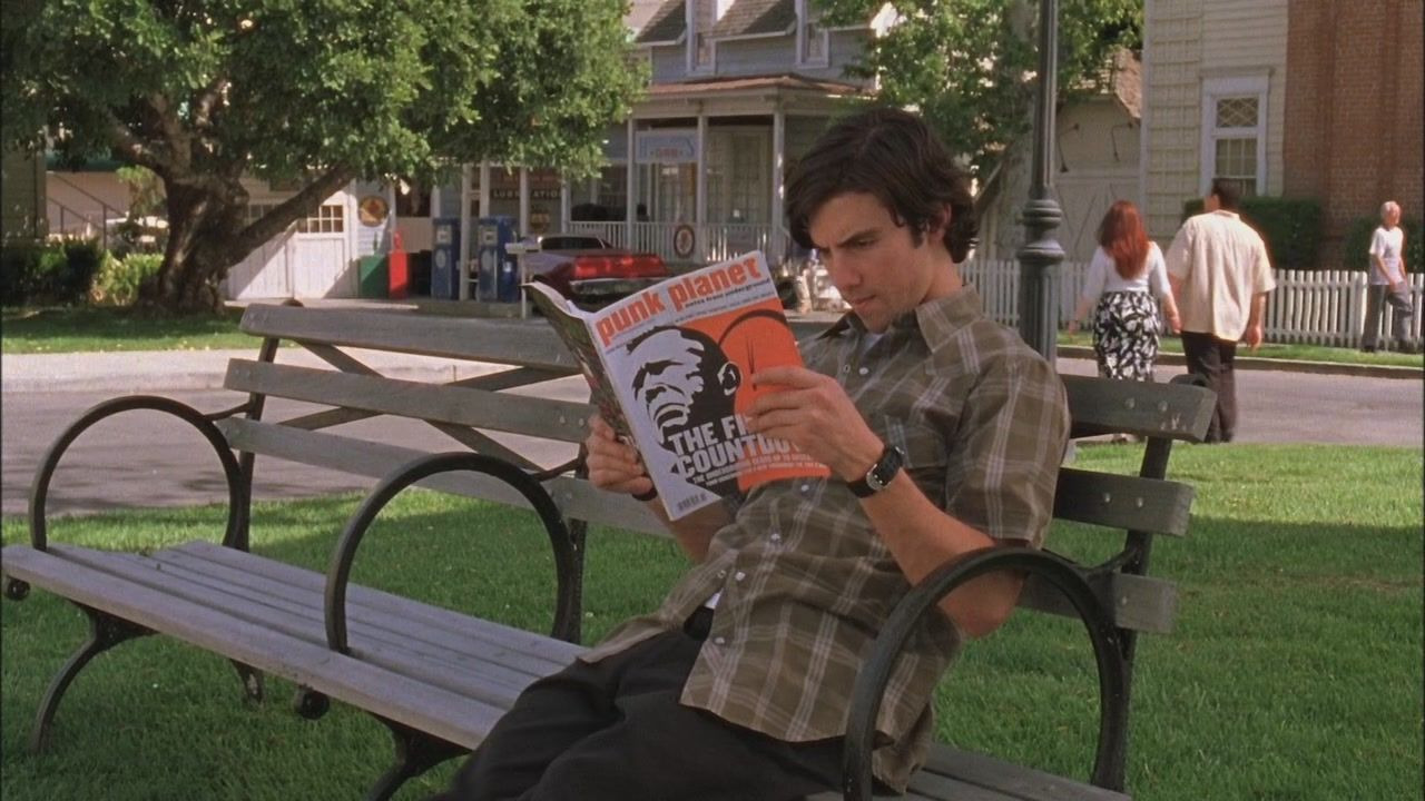Gilmore Girls — s04e21 — Last Week Fights, This Week Tights