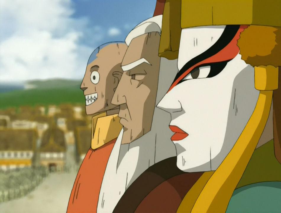 Avatar: The Last Airbender — s02e05 — Avatar Day