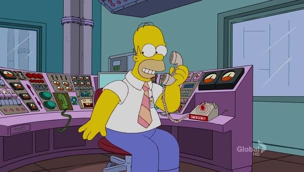 The Simpsons — s23e04 — Replaceable You