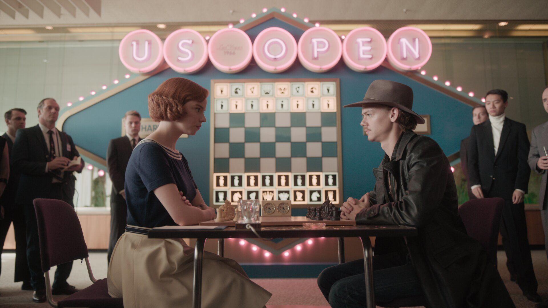 Ход королевы — s01e03 — Doubled Pawns