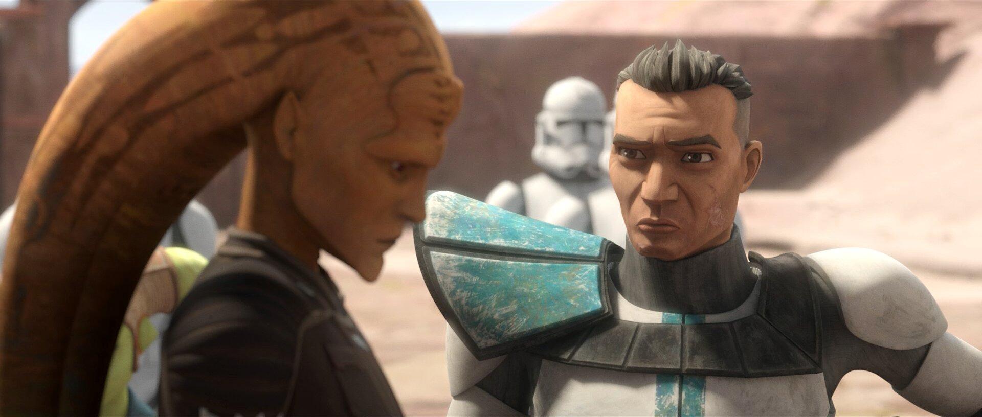 Star Wars: The Bad Batch — s01e11 — Devil's Deal
