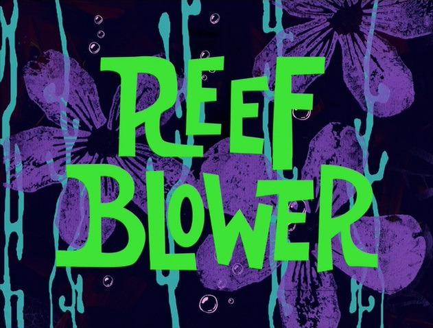 Губка Боб квадратные штаны — s01e02 — Reef Blower