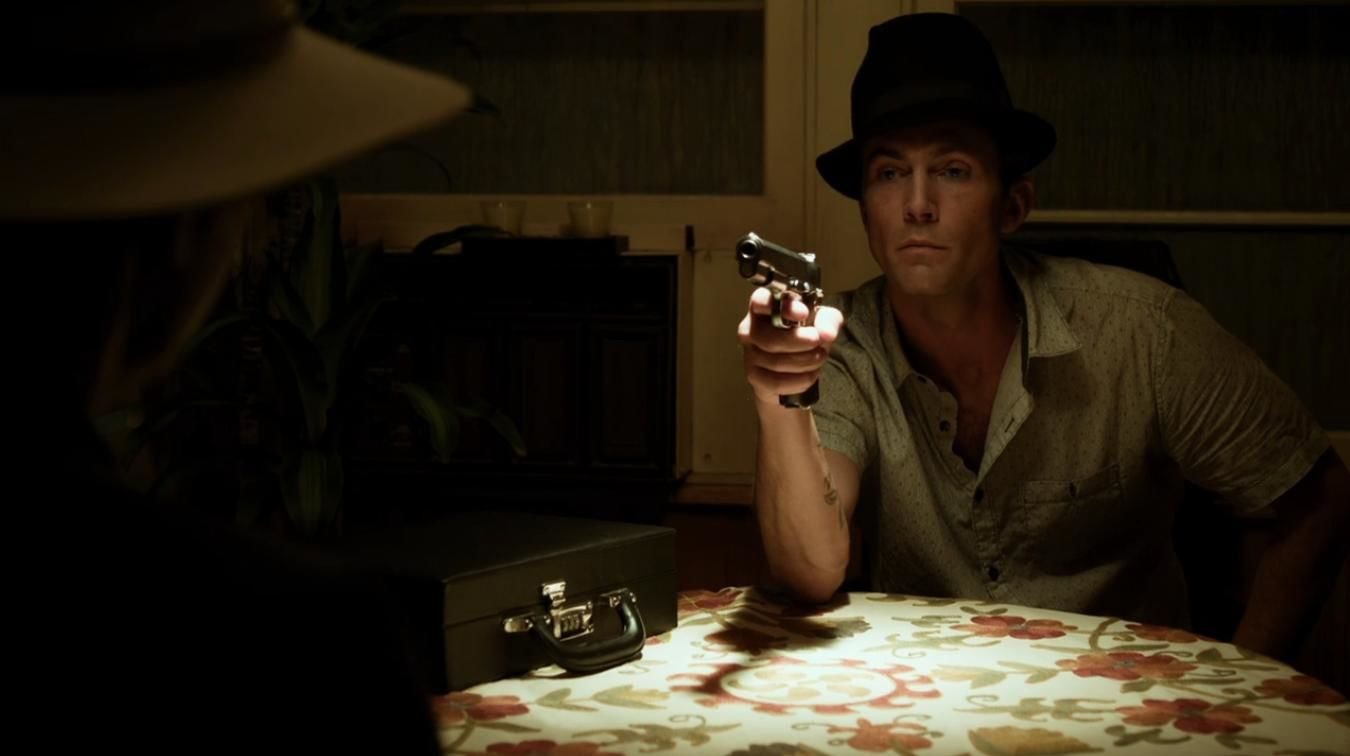 Justified — s03e01 — The Gunfighter