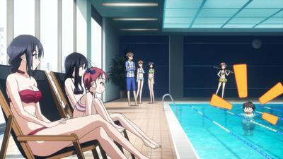 Ускоренный мир — s01 special-2 — OVA 2: Vacation