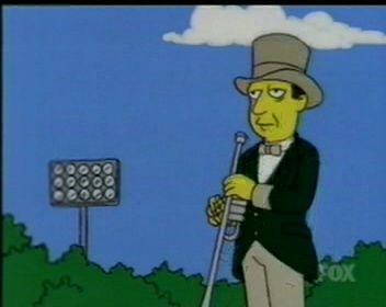The Simpsons — s11e13 — Saddlesore Galactica