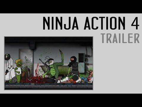 Animaction decks  — s03e03 — Ниндзя в деле 4. Трейлер
