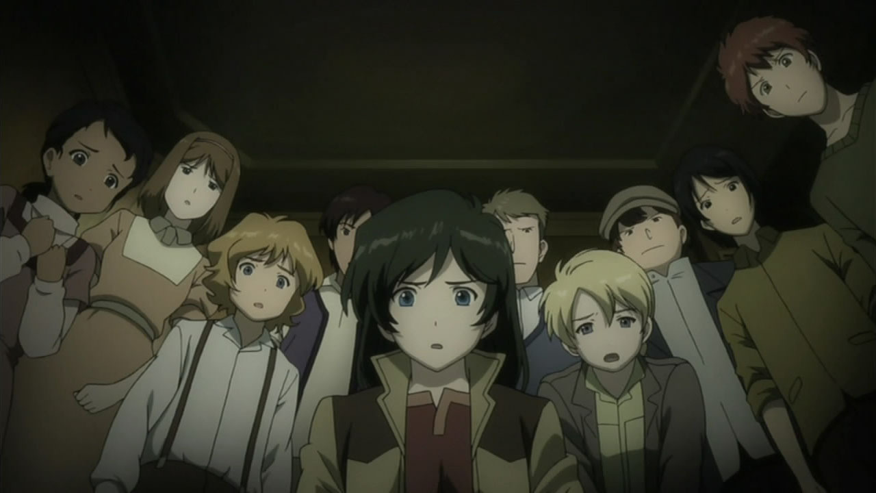 Gosick — s01e03 — The Hares Make a Promise Under the Morning Sun
