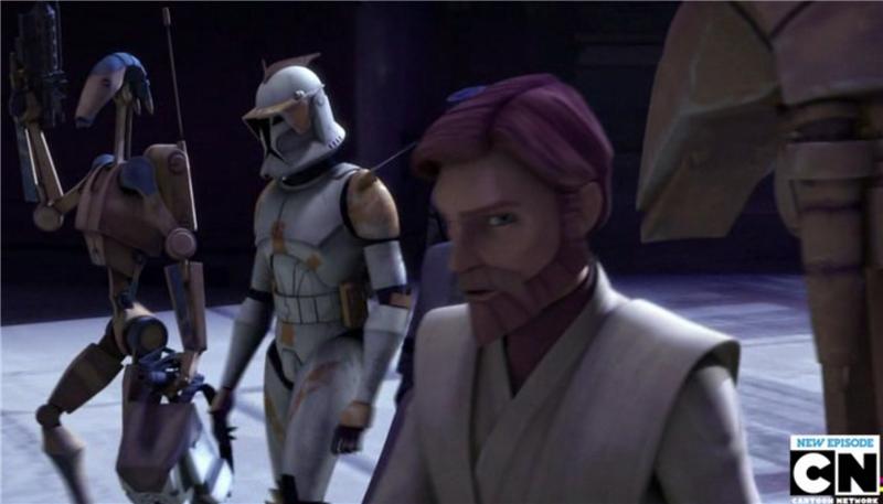 Star Wars: The Clone Wars — s03e19 — Counter Attack