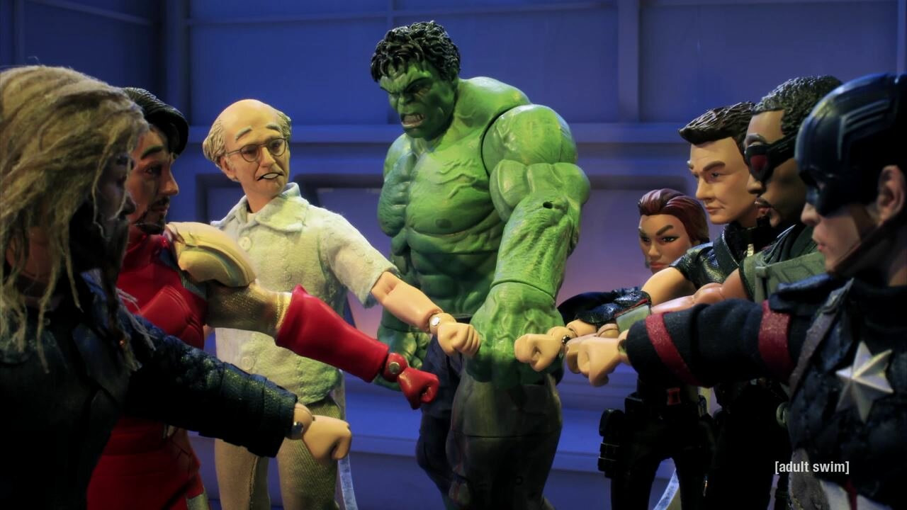 Robot Chicken — s11e02 — May Cause Light Cannibalism