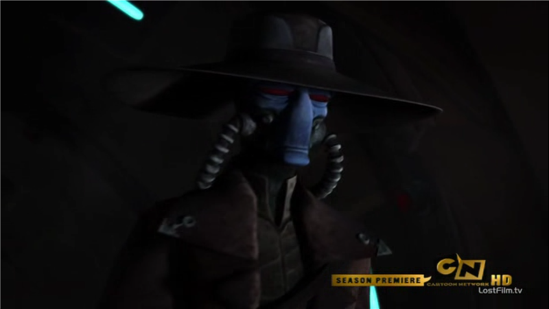 Star Wars: The Clone Wars — s02e01 — Holocron Heist