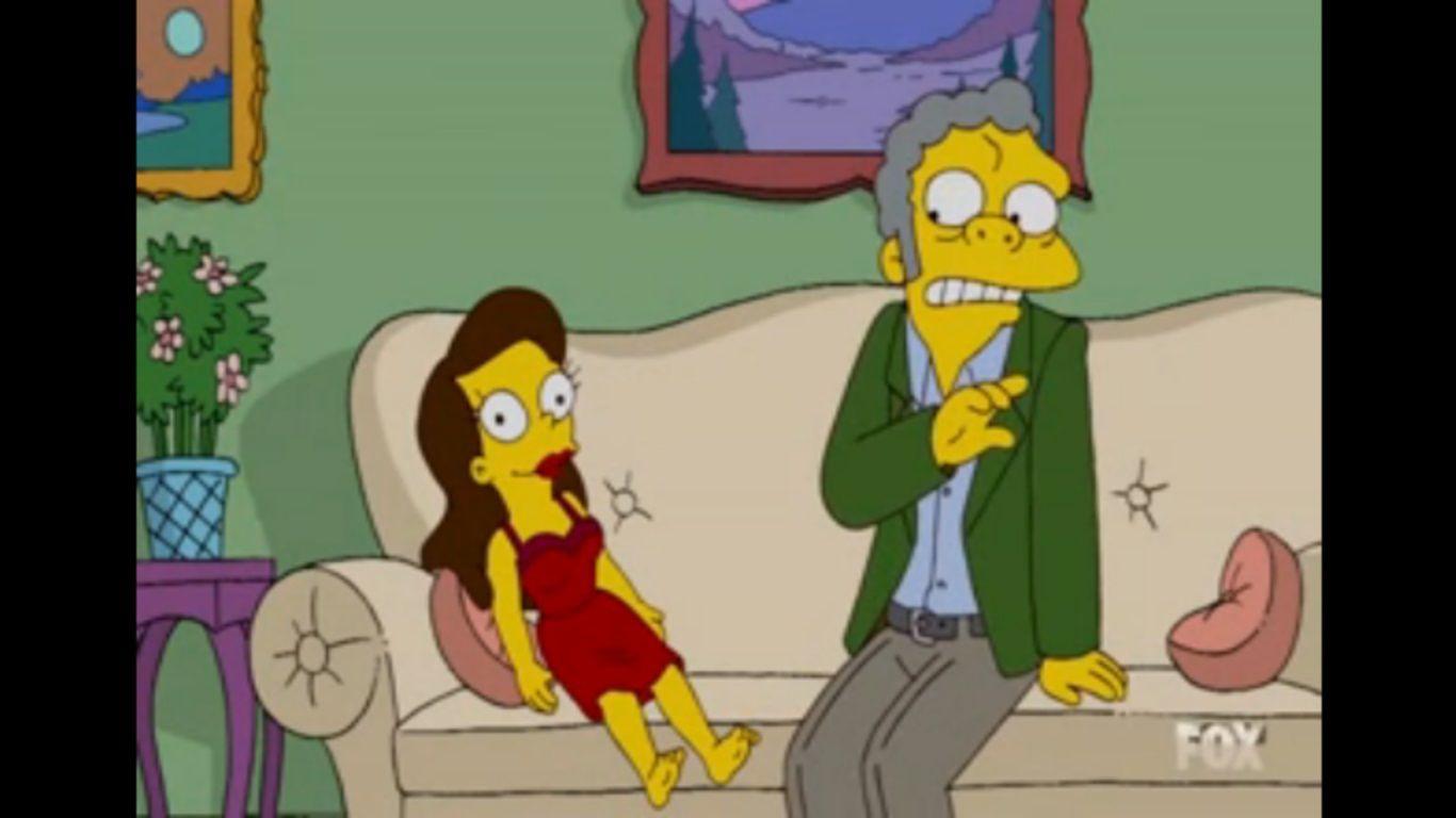 The Simpsons — s20e16 — Eeny Teeny Maya Moe