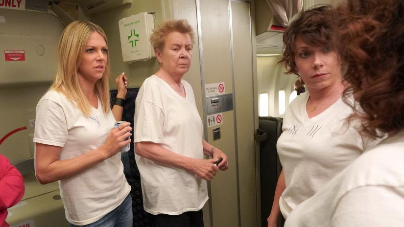 В Филадельфии всегда солнечно — s13e03 — The Gang Beats Boggs: Ladies Reboot