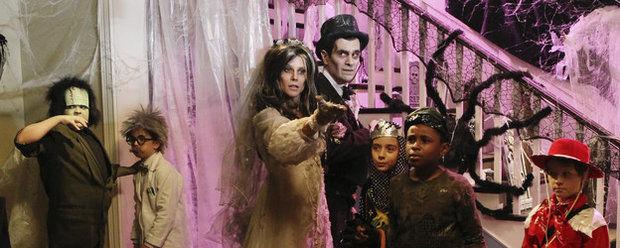 Американская семейка — s02e06 — Halloween