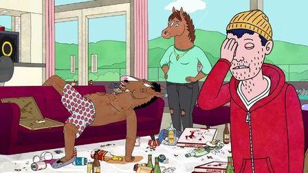 BoJack Horseman — s04e03 — Hooray! Todd Episode!