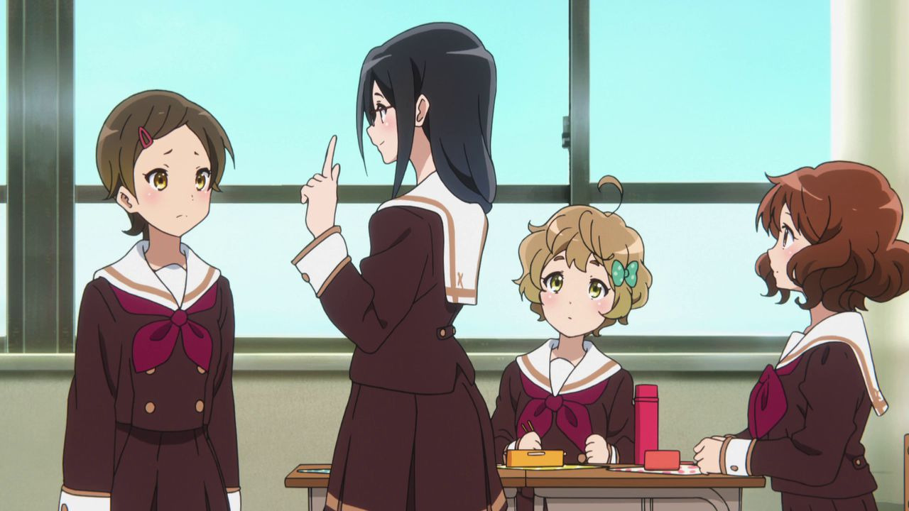 Hibike! Euphonium — s01 special-3 — The Everyday Life of Band Part 2: I Can't Stand This Nickname!