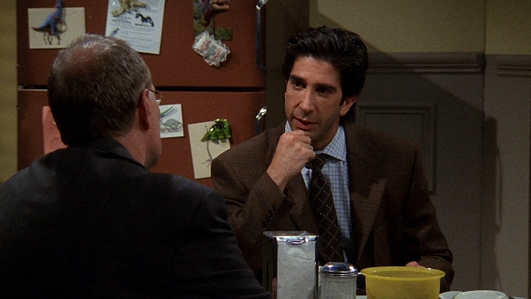 Friends — s05e09 — The One With Ross's Sandwich