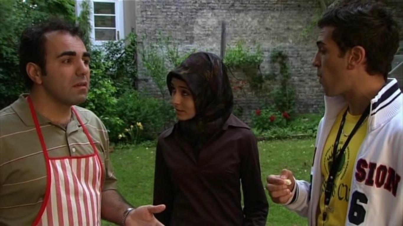Турецкий для начинающих — s01e05 — Die, in der sich Axel in meine Familie verliebt