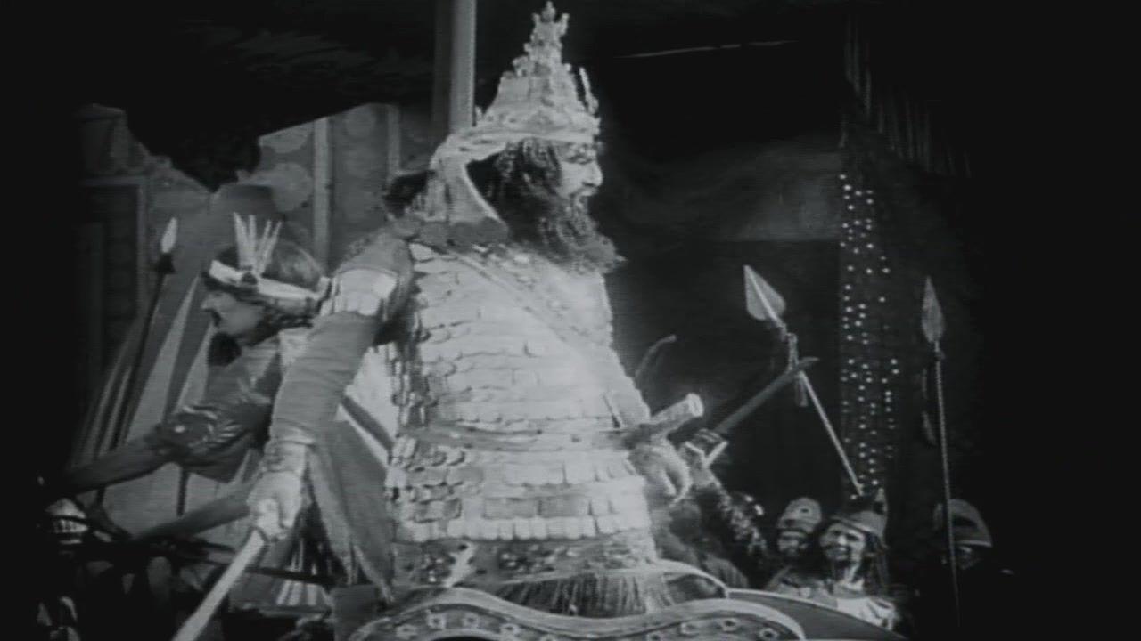 Сверхъестественное — s06e20 — The Man Who Would Be King