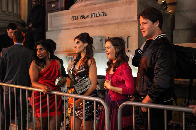 The Mindy Project — s01e03 — In the Club