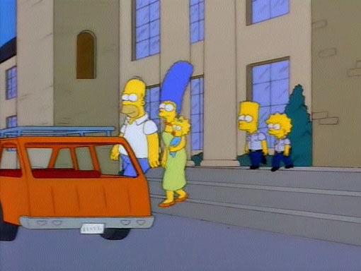 The Simpsons — s08e25 — The Secret War of Lisa Simpson